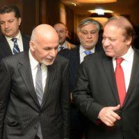 Nawaz and Ashraf Ghani