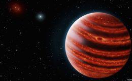 ستارے کے گرد گھومنے والا نیا سیارہ دریافت