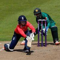 Pak England Women Match