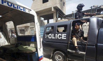 Police Mobile Van