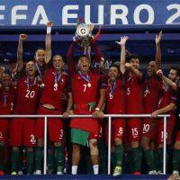 Portugal Win Euro Cup