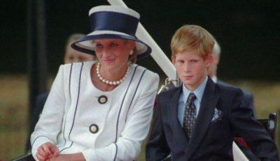 Princess Diana, Prince Harry