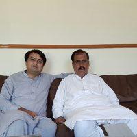 Raja Haq Nawaz and Raja Yasir Ahmed