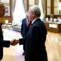 Recep Tayyip Erdogan-Meeting