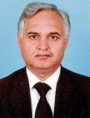 Syed Guftar Hussain Shah
