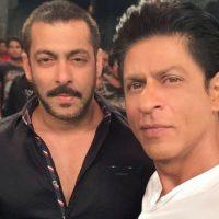 Salman and Shah Rukh
