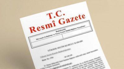 T.C Resmi Gazete