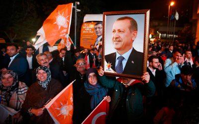 Tayyip Erdogan Party