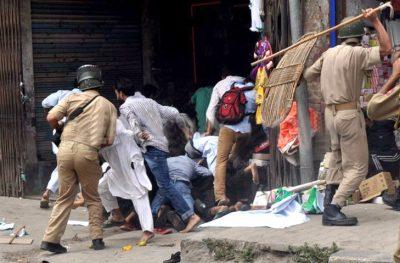 Terrorism on Kashmiri