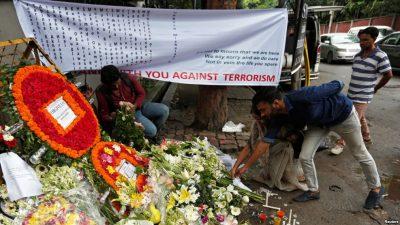 Terrorist Attacks Missing Students
