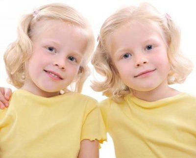 Twins children