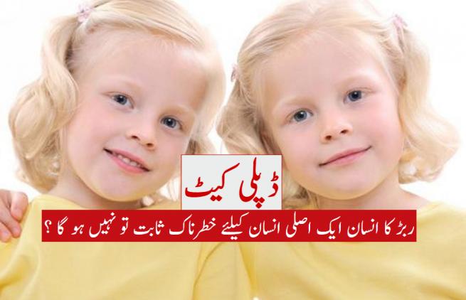 Twins children - duplicate
