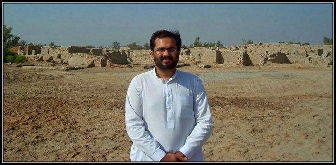 Visit to Mohenjo Daro in 2007