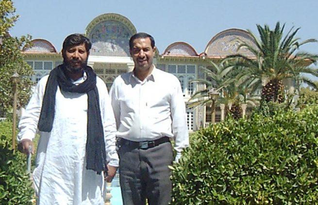 Bagh e Erum with Haj Naser Beharyi Khob of Shiraz