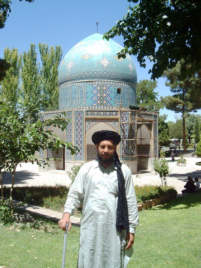 Fareed ud Deen Attar e Neyshapouri kay darbar maen