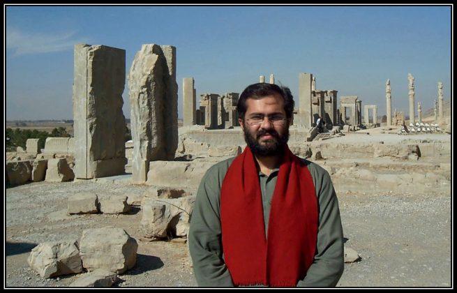22 Visit to Persepolis on Thursday 23rd of November 2006 AD