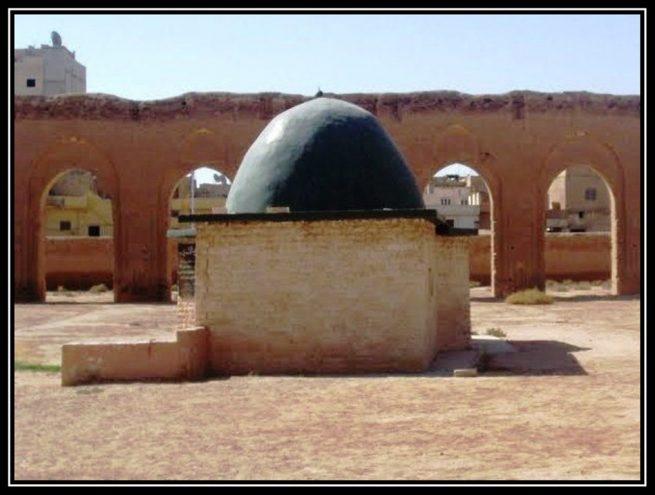 Old Shrine of Seyyedna Owais e Qarani Siffin Syria