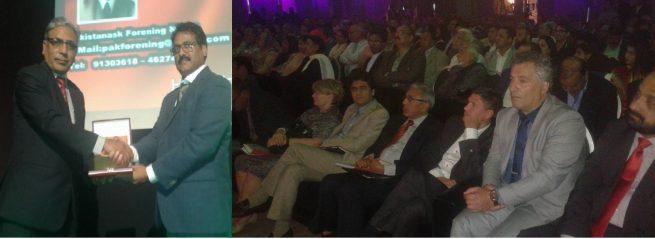 Ali Raza Shah Award Norway