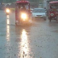 Badin Rain