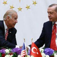 Joe Biden and Tayyip Erdogan Met
