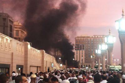 Bombings in Saudi Arabia