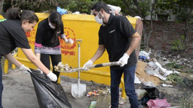 Clean your Zameen