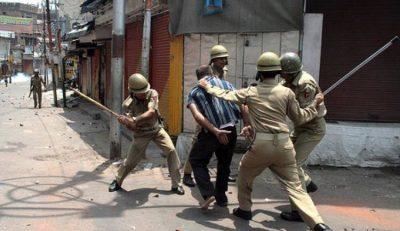 Human Rights Volations-Jammu and Kashmir