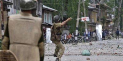 Indian Terror in Kashmir