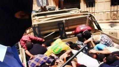Iraq Massacres