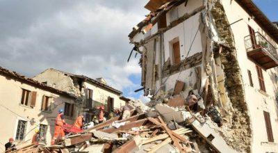 Italy Earthquake