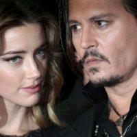 Johnny Depp and Heard Amber