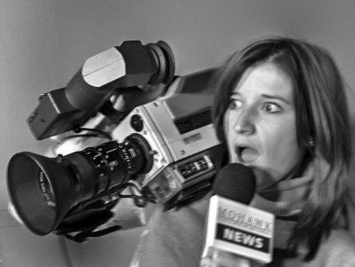 Journalist Fear