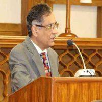 Justice Saqib Nisar