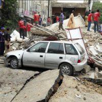Karachi Building Fell