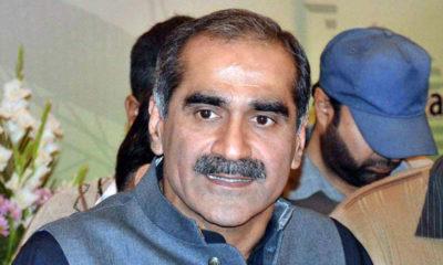 Khawaja Saad Rafique's