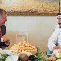 King Salman bin Abdulaziz-Meeting
