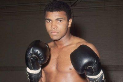 Mohammad Ali Boxer