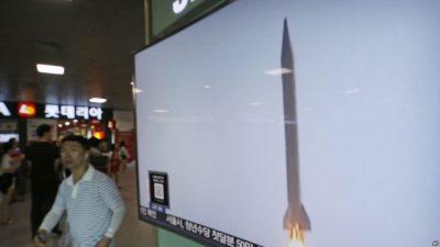 North Korean-Ballistic Missile Experience