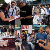 One Million Signature Berlin