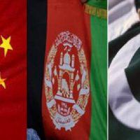 Pak China and Afghanistan
