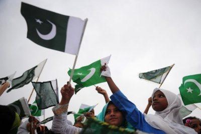 Pakistan Flage