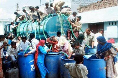 Pakistan Water Supply