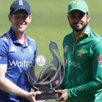 Pakistan and England 3rd ODI
