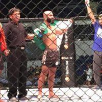 Pakistani Fighter Win