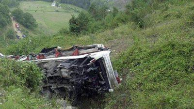 Peru Buses Collision