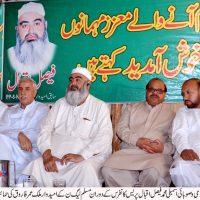 Press Conf Faisal Iqbal Taxila