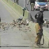 Quetta Road Blast
