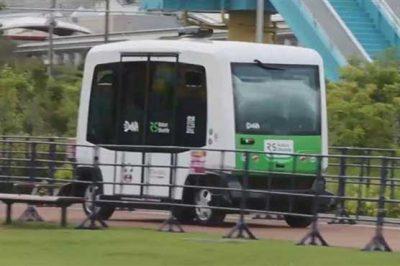 Robots Bus