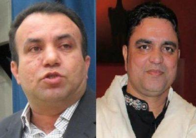 Sajid Shaheen and Asif Masoad Chaudhry