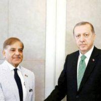 Shahbaz Sharif and Recep Tayyip Erdogan Met